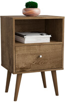 Thumbnail for your product : Manhattan Comfort Liberty Mid Century Modern Nightstand