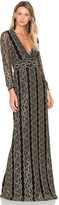 Nightcap Clothing Moroccan Lace Gown