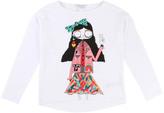 Little Marc Jacobs Miss Marc T-Shirt