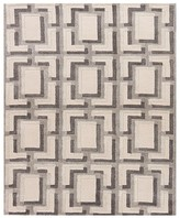 Kate Spade Gramercy Geo Screen Area Rug, 5' x 8'