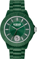 Versus SOY090016 Tokyo rubber and silicone watch