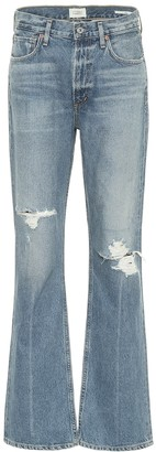 Citizens of Humanity Libby high-rise bootcut jeans