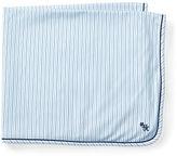 Ralph Lauren Striped Pima Cotton Blanket