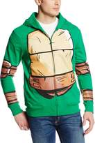 Nickelodeon Teenage Mutant Ninja Turtles Men's Costume Hoodie