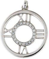 Tiffany & Co. 18K Diamond Atlas Pendant