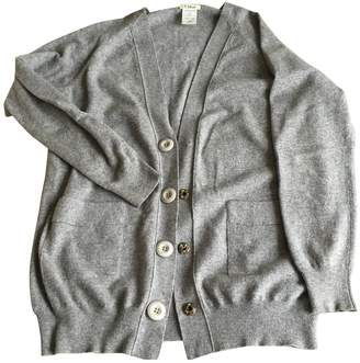 Chloé Silver Cashmere Knitwear for Women