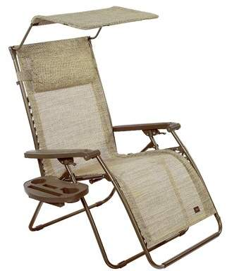 Zero Gravity Albie Reclining/Folding Chair Red Barrel Studio