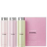 Chanel Chance, Twist And Spray Travel Trio