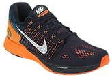 Nike Lunarglide 7 Mens Running Trainers 747355 Sneakers Shoes (Us 10.5, Bright Crimson Gym Deep Brown 600)