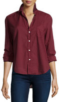 Frank And Eileen Eileen Button-Front Shirt, Vamp