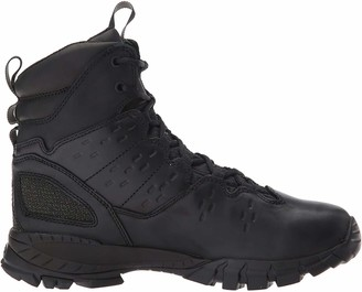 "5.11 Tactical Series 5.11 Tactical 888579136142 Men's XPRT 3.0 Waterproof 6"" Fire and Safety Boot Black 7.5 Medium US"