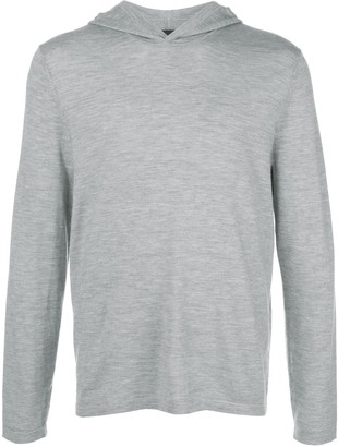 Vince Cashmere Knit Hoodie