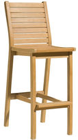 Oxford Garden Quogue Bar Chair, Natural