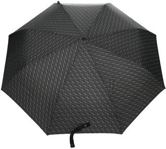YMC Logo Pattern Umbrella