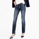 J.Crew Petite matchstick jean in Lombard wash