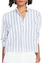 Polo Ralph Lauren Striped Broadcloth Shirt
