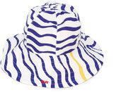 Rykiel Enfant - striped sun hat - kids - Cotton - One Size