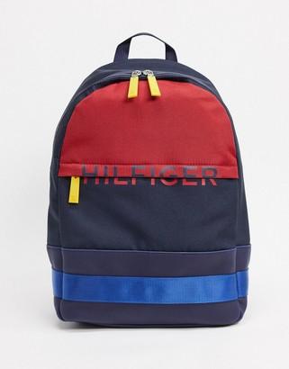 Tommy Hilfiger off-shore nylon backpack