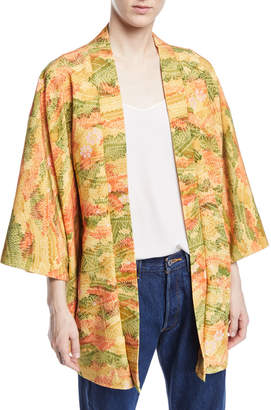 Elizabeth and James Vintage One-of-a-Kind Kimono