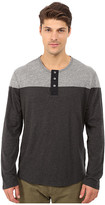 Lucky Brand Color Block Henley