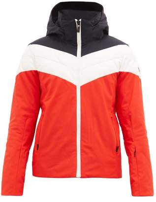 Fusalp - Sands Technical Ski Jacket - Mens - Red Multi