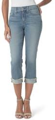 NYDJ Marilyn Crop Cuff Jeans