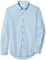 Buttoned Down Men's Fitted Button-Collar Sport Shirt