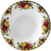 Royal Albert Old Country Roses Rim Soup Bowl [Kitchen]
