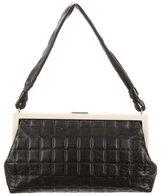 Chanel Chocolate Bar Frame Bag