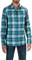 Mountain Hardwear Stretchstone Flannel Shirt - Long Sleeve (For Men)
