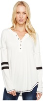 Culture Phit Ashly Long Sleeve Striped Button Up Top Women's Long Sleeve Button Up