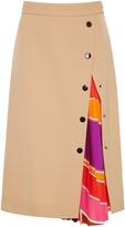 Emilio Pucci A-Line Skirt