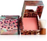 Benefit Cosmetics Coralista Coral Pink Cheek Box O' Powder