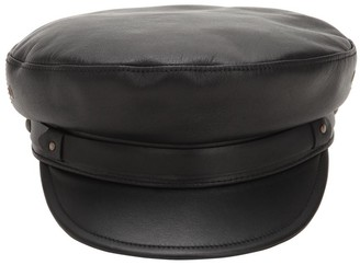 DSQUARED2 Leather Hat