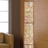 JCPenney StudioTM Wicker Floor Lamp