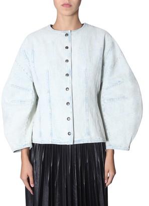 Givenchy Round Neck Jacket