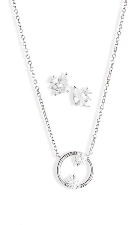 51f91919a Circle Pendant Necklace - ShopStyle