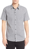 Imperial Motion Men's Micro Print Short Sleeve Woven Shirt