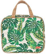 Stephanie Johnson Seychelles Green Martha Large Briefcase Cosmetics Bag