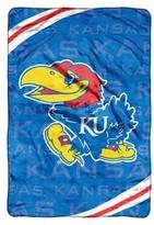 NCAA Blanket Kansas - Multicolor (62X90)