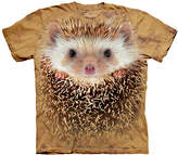 The Mountain Tan Hedgehog Face Sublimated Tee - Toddler & Kids