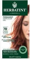 Copper Blonde 7R Herbatint Hair Color by Herbatint (4.5floz Hair Color)