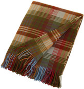 Mulberry Home - Ancient Tartan Lambswool Blanket - 155x180cm
