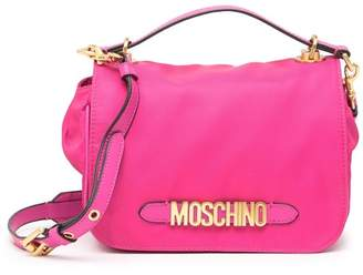 Moschino Solid Crossbody Bag