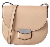 Celine Trotteur Small Leather Shoulder Bag.