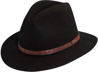 Scala 'Classico' Crushable Felt Safari Hat