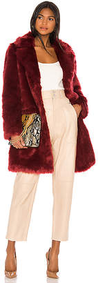 Song of Style Maverick Coat