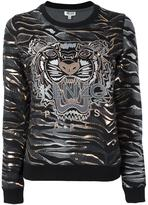 Kenzo Tiger sweatshirt - women - Cotton - XS