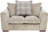 CampbellFabric 2 Seater Scatter Back Sofa