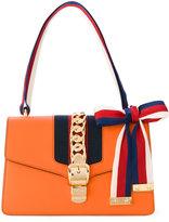 Gucci Silvye shoulder bag - women - Leather - One Size